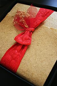 Finao ONE's beautiful packaging