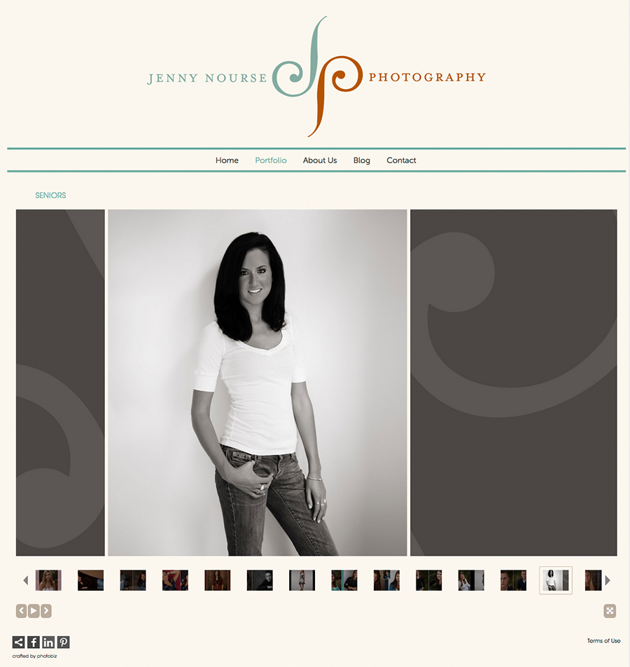 Graphic Design and Web Design for Photographers