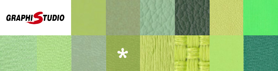 Graphistudio cover swatches in green