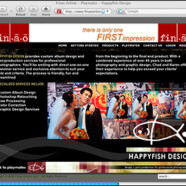 HappyFish Design is thrilled to join the playmates of the hip, hot world of Finao!